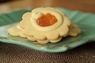 Pineapple Apricot Shortbread (big picture)